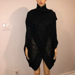 Religion London punk/goth waterfall sweater size s